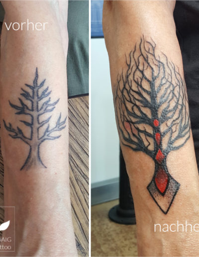 Baum Pimp my Tattoo