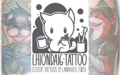 5 Jahre Lhiondaig Tattoo!