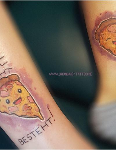 Pizza ist Liebe!